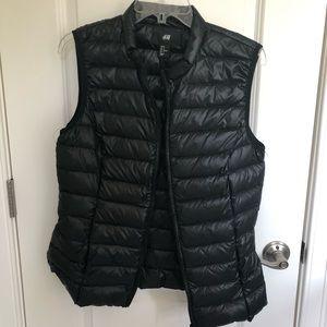 H&M Packable Vest NWOT
